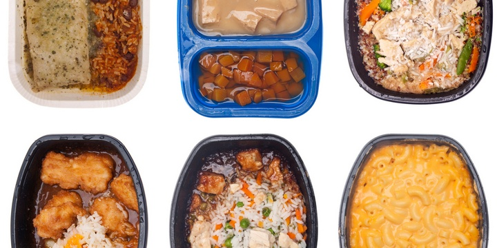 6 7 Unhealthy Foods That Are Wrongly Called Healthy Frozen dinners